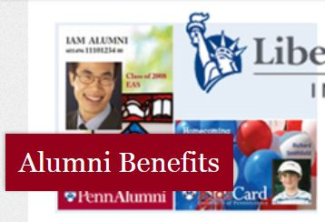 Alumni Benefits