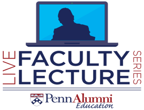 Live Faculty Lecture Series