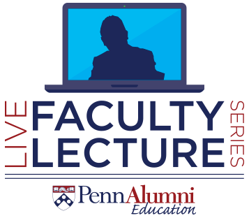 Live Faculty Lecture Webinar Series