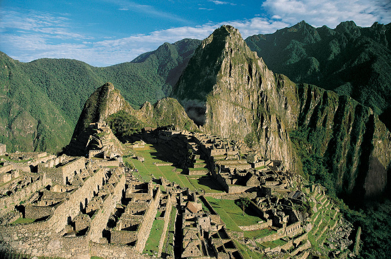 Machu Picchu to the Galapagos 2015