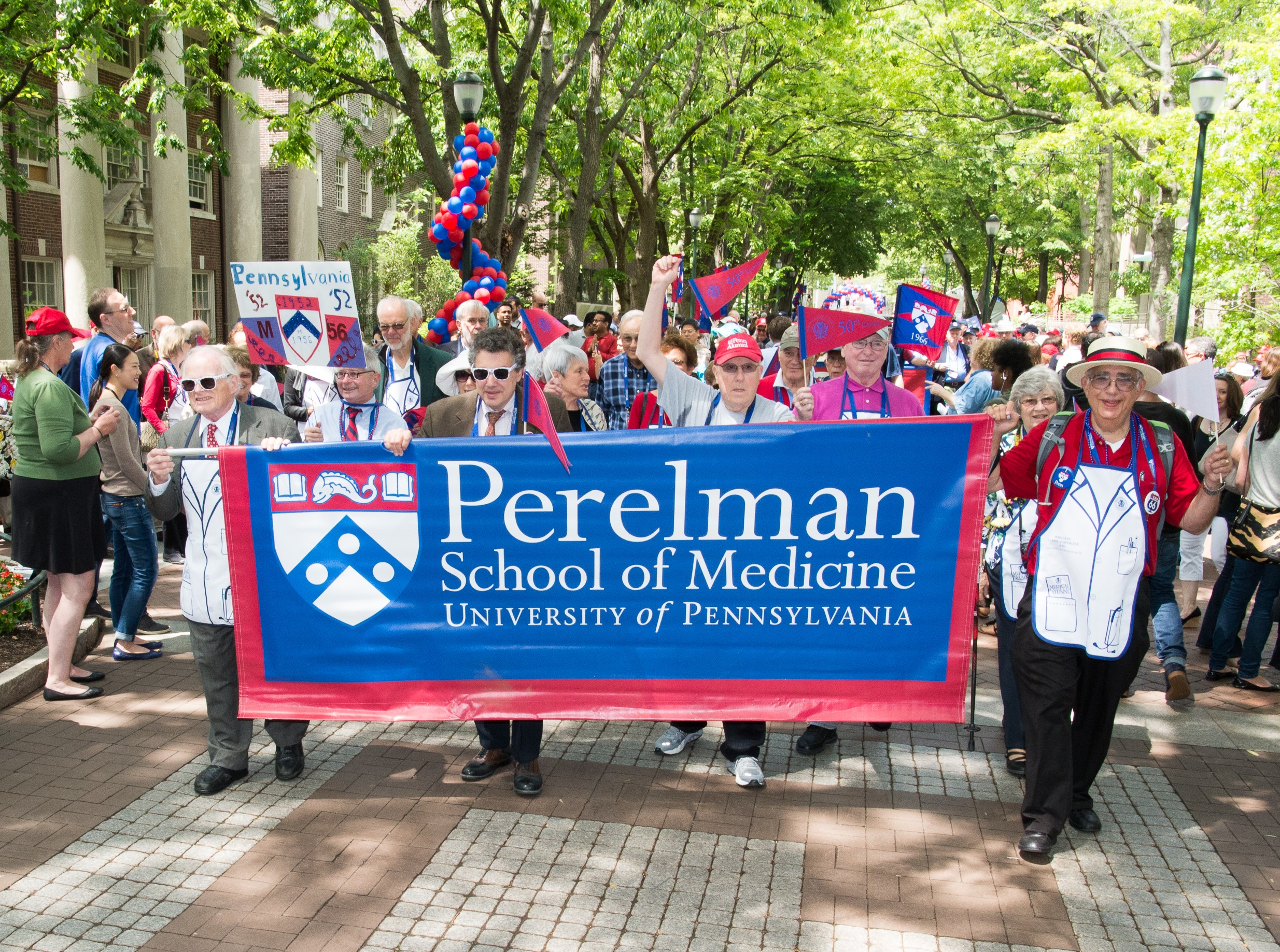 penn alumni medical alumni weekend  look back