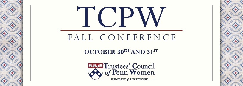 TCPW Fall Conference