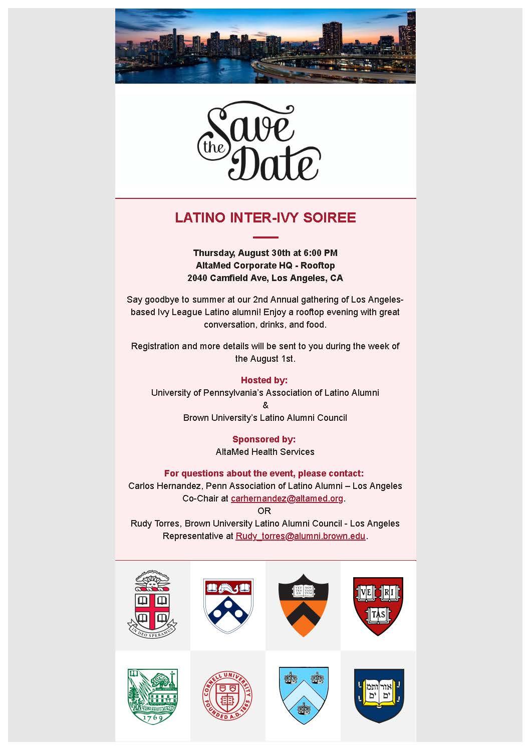 Alumnus latino dating