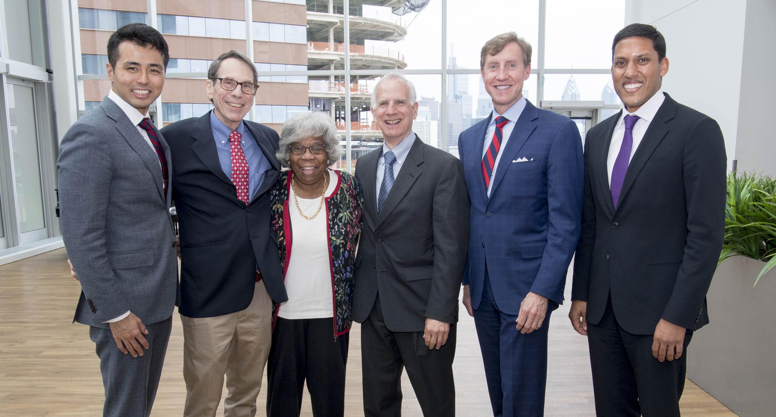 Penn Alumni - A Time to Remember: Medical Alumni Weekend Recap