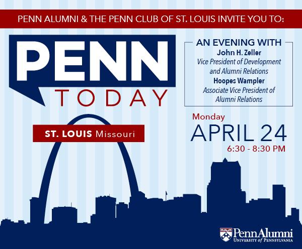 Penn Alumni - Penn Today St  Louis