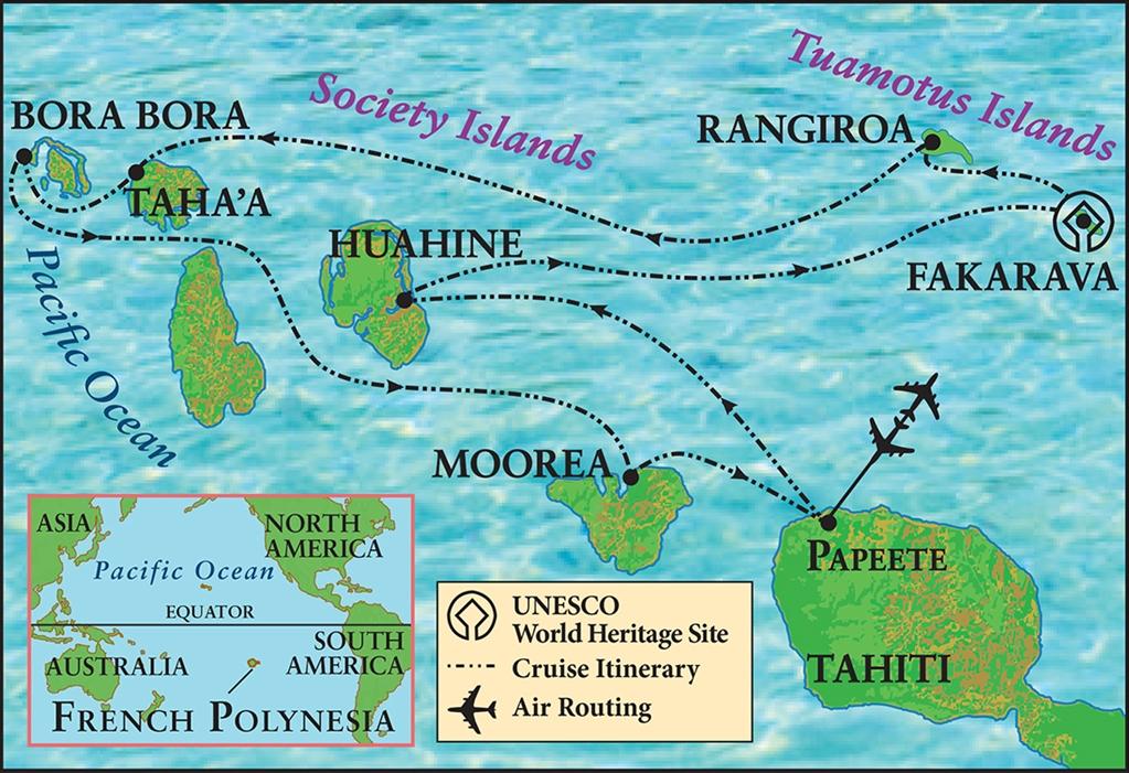 Penn alumni tahiti french polynesia tahiti french polynesia map gumiabroncs Image collections